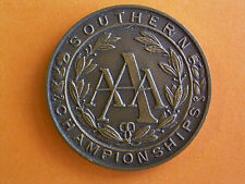 Southern AAA Championship Participation Medal 440 Yards