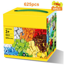 Building Blocks 625pcs Creative Bricks Toys for Children Educational Toys