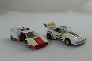 Jazz & Red Alert- G1 Transformers 80s - FOR PARTS OR REPAIR