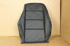 VW Golf MK6 font left leather seat backrest 5K4881805BD VCH New Genuine VW part