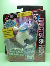 SHIVER : Poupée Monster High pet Doll Creature Secrete Secret Creepers Mattel