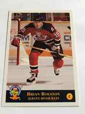 1993-94 Classic Brian Rolston Rookie Blue Chip Prospects New Jersey Devils RC