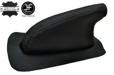 Costura negra cubierta de cuero polaina de freno de mano se adapta Westfield Kit Car