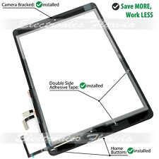 (LOT) Touch Screen Digitizer Replacement Apple iPad Black-White With Home Button