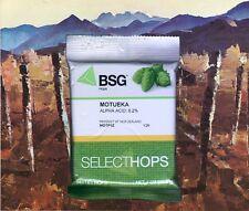 HOPS HOP PELLETS 1oz MOTUEKA NEW ZEALAND BSG NITRO PACK HOME BREWING MR BEER KIT