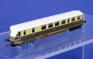 Graham Farish N Scale Non-Running Double Ended British Locomotive #19 for Repair