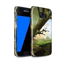 Rigid Plastic Mobile Phone Flip Cases for Samsung Galaxy S7