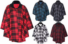 Waist Length Collared Check Casual Tops & Shirts for Women