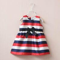 New Beautiful Girls Summer Dress Size: 1, 2, 4