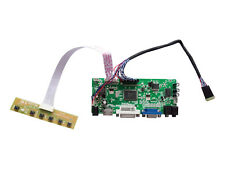 HDMI VGA DVI LCD Control Board For LTN156AT02 LTN156AT05 1366x768 LED Screen