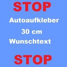 30cm Wunschtext Folienschrift Aufkleber Auto Autoaufkleber Schriftzug Klebefolie