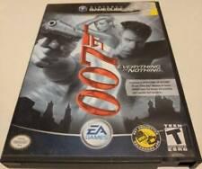 James Bond 007: Everything or Nothing (Nintendo GameCube, 2004) Tested Working