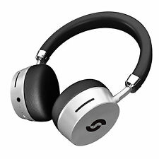 LX10 Bluetooth Wireless Headphones - Aluminium Design iOS, Android, Mac, PC.