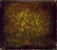 NEWSTED Heavy Metal Music CD BRAND NEW Digipak Jason ex-Metallica