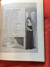 WILLIAM BLAKE BOOK ILLUSTRATOR  Easson& Essick American Blake Foundation IST '72