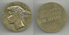 Alliance Francaise Kim Aiello Belmondo Medal