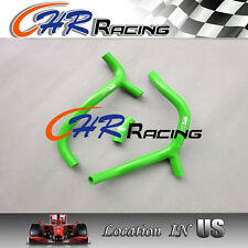 silicone radiator hose for HONDA CRF450R CRF450 2009-2012 2010 2011 2012 GREEN