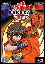 BAKUGAN - SERIES 1 - VOLUME 1 - DVD - REGION 2 UK
