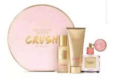 Victorias Secret Crush Gift Set 1.7 EDP Perfume+2.5 Mist+3.4 Shimmer Lotion New