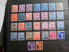 GB 1958-71 Regionals Collection~Guernsey~Jersey~IOM~(30)~Unmounted Mint~UK