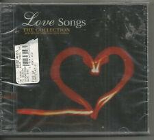 2 CDS - LOVE SONGS - THE COLLECTION - DIONNE WARWICK; HEATWAVE; AARON NE~~~~~~~~