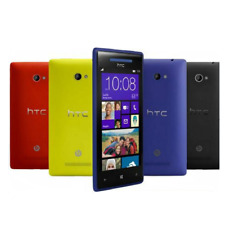 "Original HTC 8X C620e Unlocked Window Phone 3G Wifi 8GB 8MP Camera 4.3"""