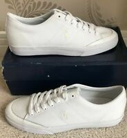 BNIB MENS POLO RALPH LAUREN SHERWIN-NE-SK-VLC SHOES/TRAINERS/SNEAKERS UK 12 EU46