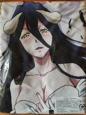 Overlord Albedo Kadokawa Dakimakura Body Pillow Cover AUTHENTIC 2-Way Tricot