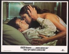 JAMES BOND SPY WHO LOVED ME  RARE UNRELEASED 1984 MGM LOBBY CARD ROGER MOORE