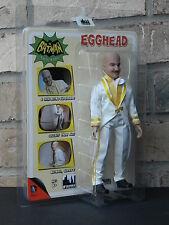 """EGGHEAD 1966 Batman TV Series 2 Retro 8"""" Inch Action Figure VINCENT PRICE DC"""