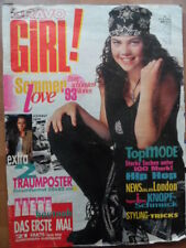 BRAVO GIRL 17 - 11.8. 1993 (1) Mode Beauty Boys Hip Hop Johnny Deep-XL-Poster