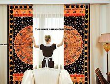 Valance Room Divider Door Wall Drapes Window Curtains Mandala Tapestries