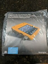 New Kensington Accessory SafeGrip Rugged Case for iPad 2nd, 3rd & 4th Generation