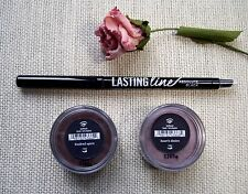 bareMinerals Eyecolor in Kindred Spirit & Heart'S Desire + Absolute Black Liner!