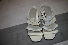 Sandales blanches femme 39