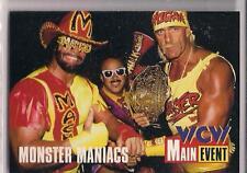 1995 Cardz WCW Main Event Monster Maniacs