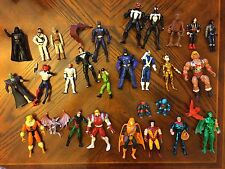 SEE ALL PICS 50+ ITEMS GI JOE, MASK, HE-MAN. STAR WARS, CABBAGE PATCH, SILVER