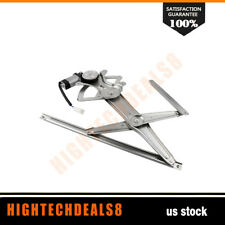 Power Window Regulator Driver Side Front with Motor for 2003-08 TOYOTA COROLLA