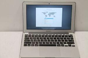 """Apple MacBook Air 11.6"""" MJVM2LL/A Intel Core i5-5250U @1.6GHz 4GB RAM 128GB SSD"""