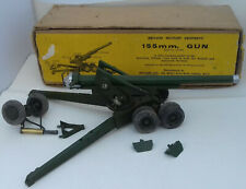 Britains Military Equipment 155mm. Gun 2064 British & American Services Model