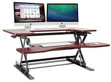 Halter ED-258 Preassembled Height Adjustable Desk Sit/Stand Desk Elevating De...