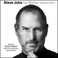 Steve Jobs (Walter Isaacson) Unabridged Audiobook Biography - 20 CDs - LOW SHIP