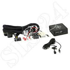 VW RCD 200 210 300 310 Bluetooth a2dp Interface Kit manos libres Aux-in