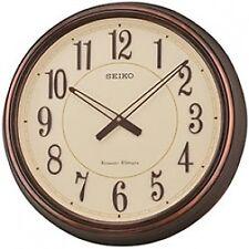 Seiko Clocks Chiming Wooden Wall Clock QXD212B