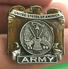 American Legion Pin: Usa Army Commemorative 1775 Crest (01-160)