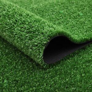 Artificial Grass Mat Carpet Green Fake Synthetic Garden Balcony Turf Lawn Mat