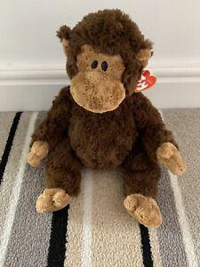 Ty Classics Bungle 2009 Plush Stuffed Monkey