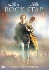 ROCK STAR DVD | R4 | MARK WAHLBERG | JENNIFER ANISTON RARE DVD