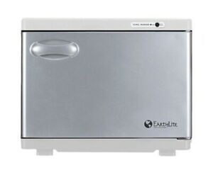 NEW Continuum Spa EarthLite® Standard Hot Towel Cabinet -  WHITE 120V
