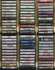 Create Your Own Cassette Lot Rock, Folk, Blues, Jazz, Pop, R&B, Soul - 70 80 90
